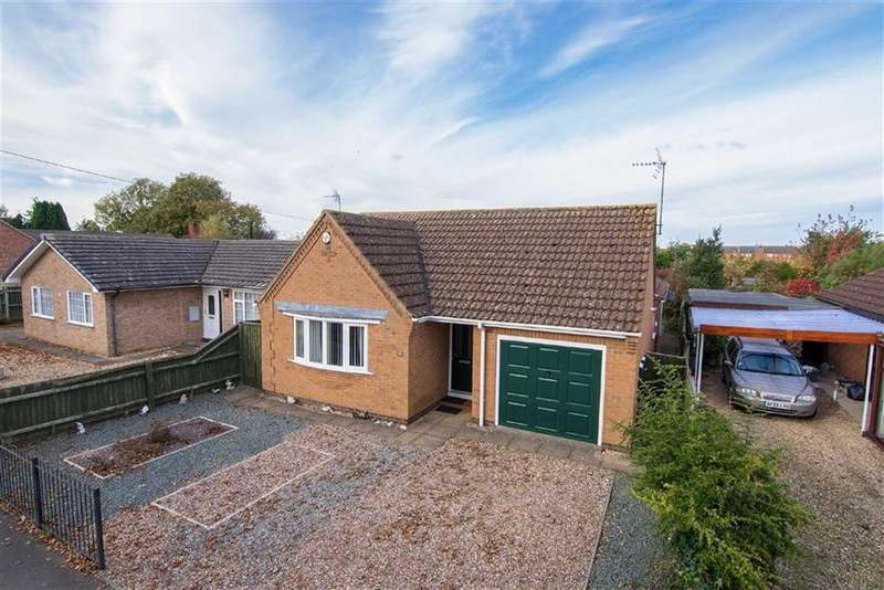 3 Bedrooms Detached Bungalow for sale in Wygate Road, Spalding