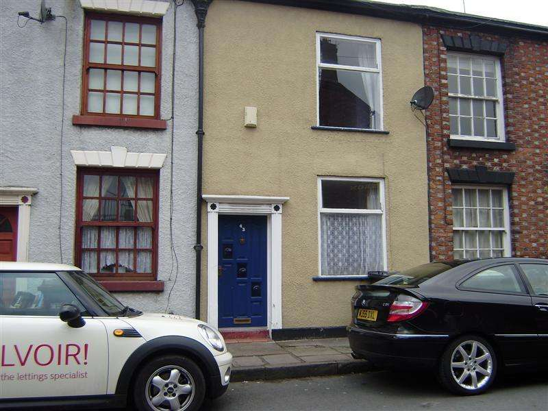 2 Bedrooms House for sale in St. Georges Street, Macclesfield