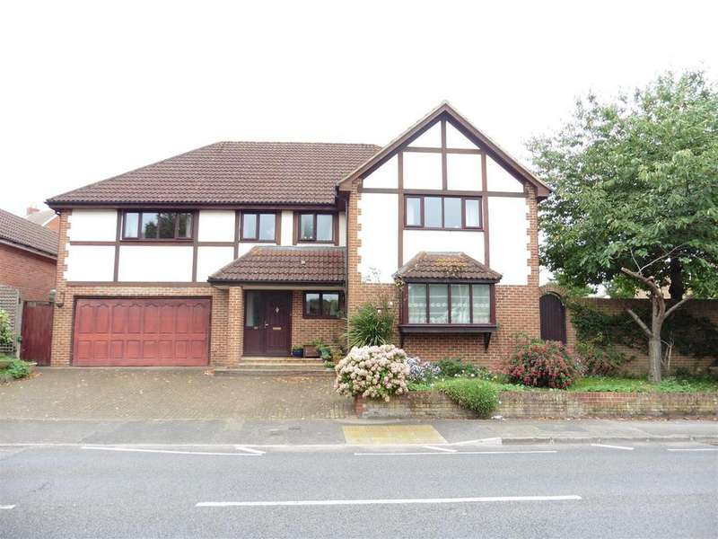 6 Bedrooms Detached House for sale in Hildens Drive, Tilehurst, Reading