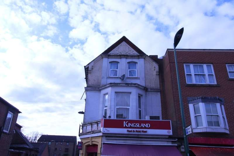 1 Bedroom Flat for rent in St. Mary Street, Southampton, SO14