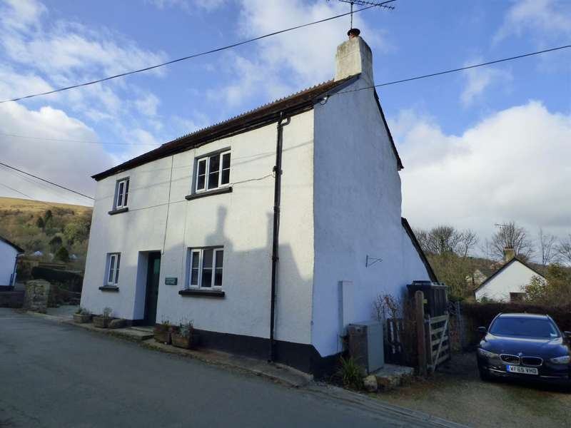2 Bedrooms Cottage House for sale in Ramsley Lane, South Zeal, Okehampton
