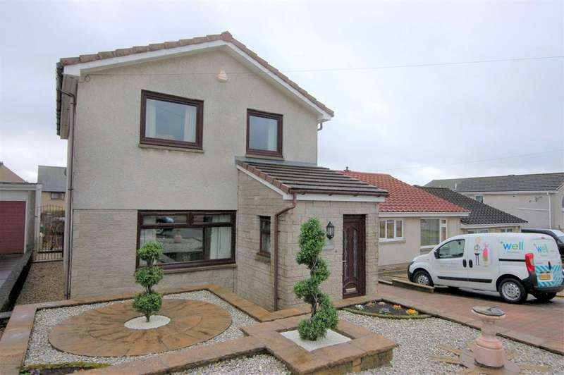 3 Bedrooms Detached Villa House for sale in Watson Place, Dunfermline