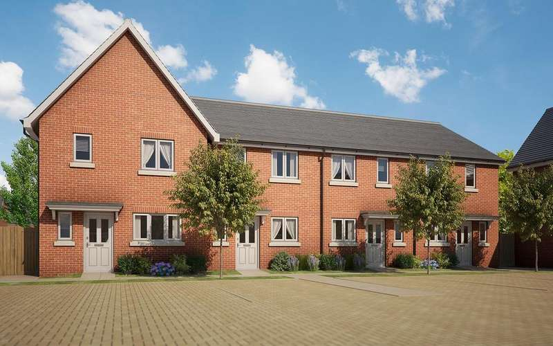 2 Bedrooms Terraced House for sale in Highwell Gardens, Hawkwell