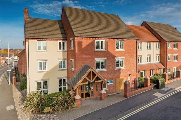 1 Bedroom Flat for sale in Buttercross Court, Newport, Shropshire