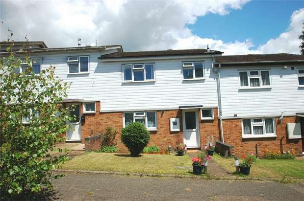 4 Bedrooms Terraced House for sale in Holyrood Crescent, St Albans, Hertfordshire