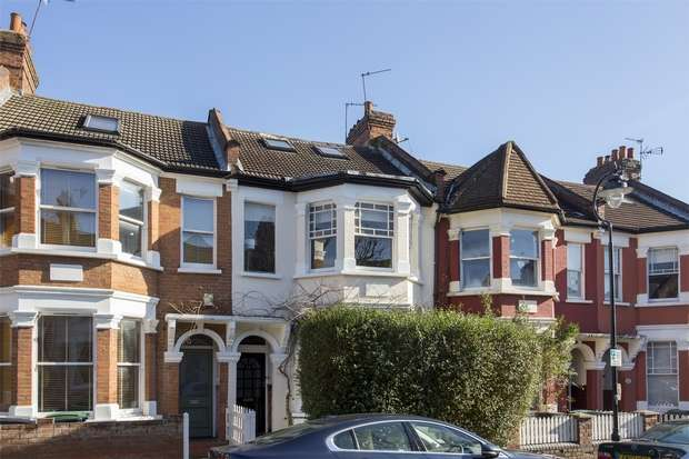 2 Bedrooms Flat for sale in Rathcoole Avenue, Crouch End, N8