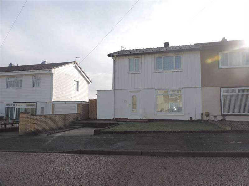 3 Bedrooms Semi Detached House for sale in The Drive, Whickham, Newcastle Upon Tyne