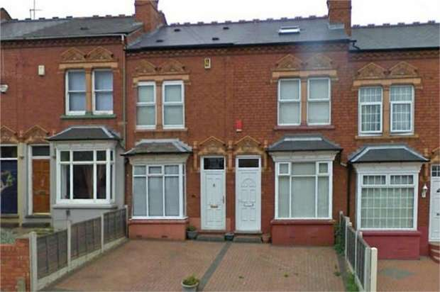 3 Bedrooms Terraced House for sale in Ridgeway, Edgbaston, Birmingham, West Midlands