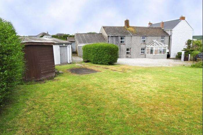 3 Bedrooms Cottage House for sale in SUNNYSIDE, CROWNTOWN, TR13