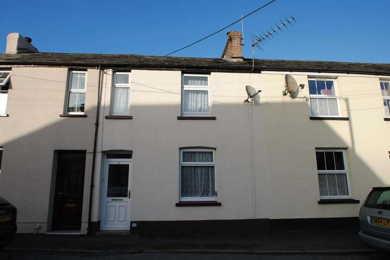 2 Bedrooms Terraced House for sale in Tredydan Road, Launceston