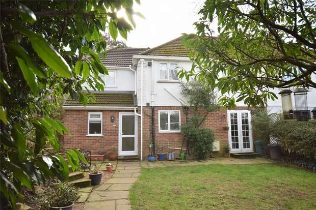 4 Bedrooms Semi Detached House for sale in 33 St James's Road, SEVENOAKS, Kent