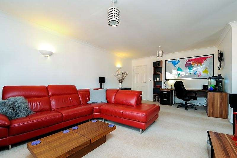 2 Bedrooms Flat for sale in Ock Bridge Place, Abingdon, OX14