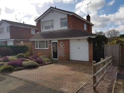 3 Bedrooms Detached House for sale in Longfellow Road, Banbury, Oxfordshire, Oxon