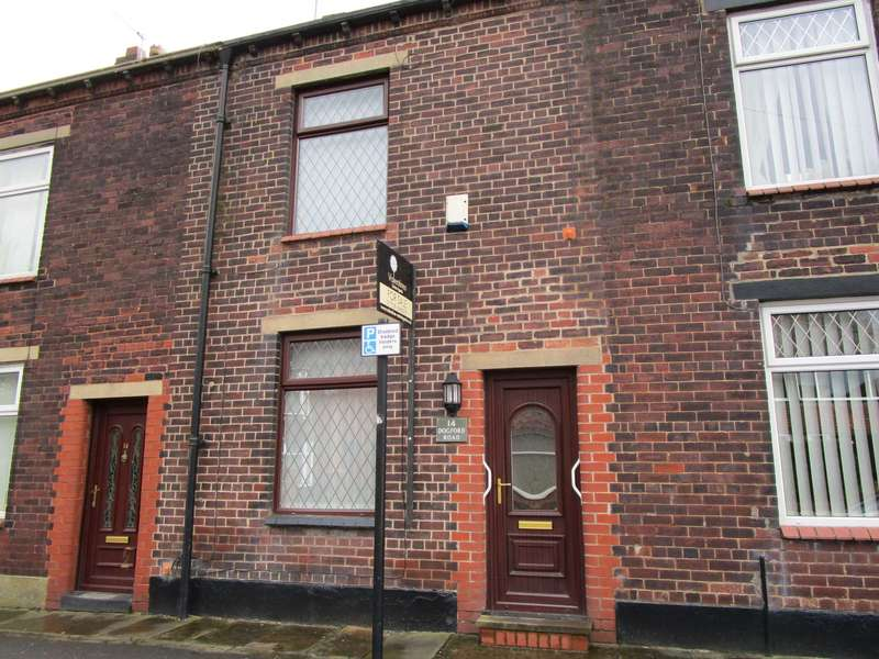 2 Bedrooms Terraced House for sale in Dogford Road, Oldham