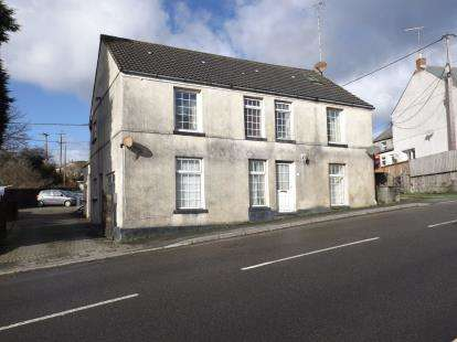 1 Bedroom House for sale in Nanpean, St. Austell, Cornwall