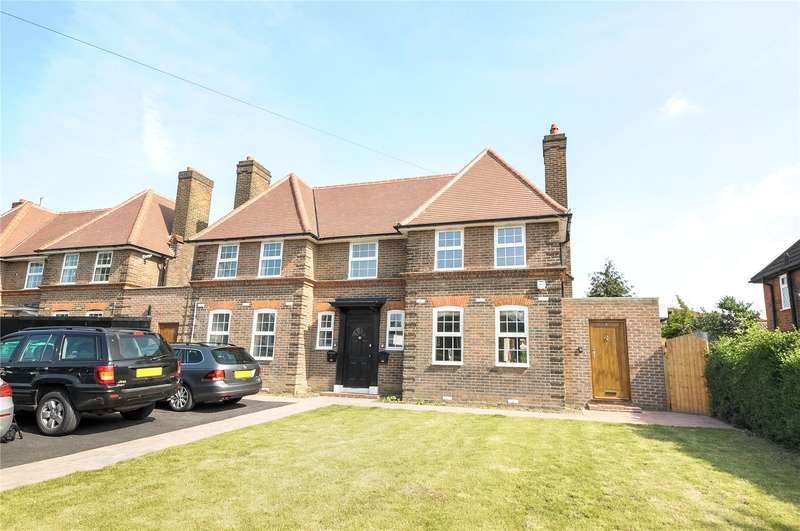 3 Bedrooms Apartment Flat for sale in Flat 2, 16-18 Kingsend, Ruislip, Middlesex, HA4