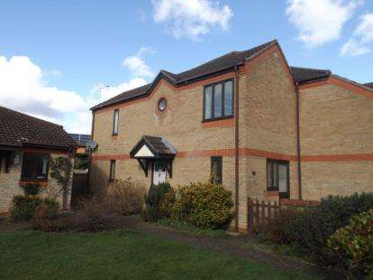 2 Bedrooms End Of Terrace House for sale in Thorpe St Andrew, Norwich, Norfolk