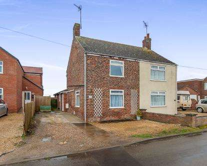 3 Bedrooms Semi Detached House for sale in Horseshoe Lane, Kirton, Boston
