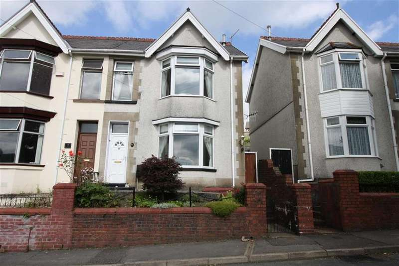 3 Bedrooms Semi Detached House for sale in Elm Grove, Gadlys, Aberdare, Mid Glamorgan