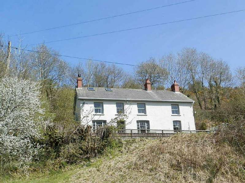 4 Bedrooms Land Commercial for sale in Llandysul, Ceredigion
