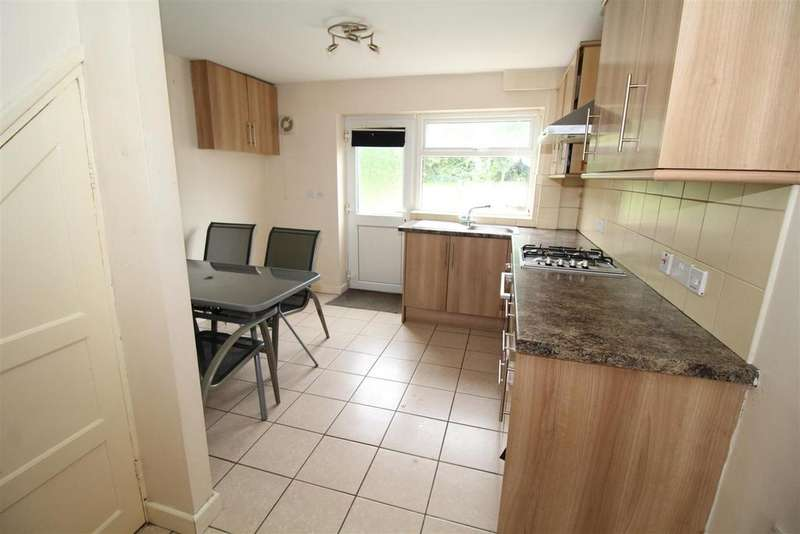 3 Bedrooms Terraced House for sale in Stewart Road, Carlton-In-Lindrick, Worksop