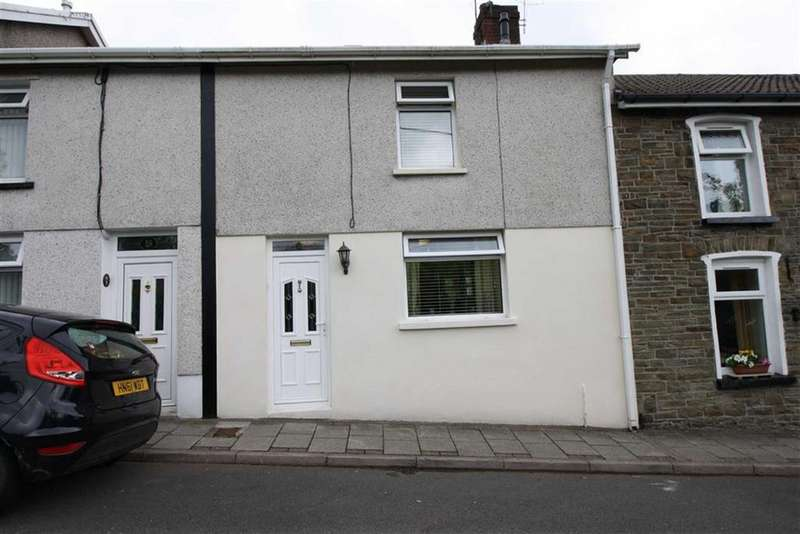 3 Bedrooms Terraced House for sale in Middle Row, Cwmpennar, Mountain Ash