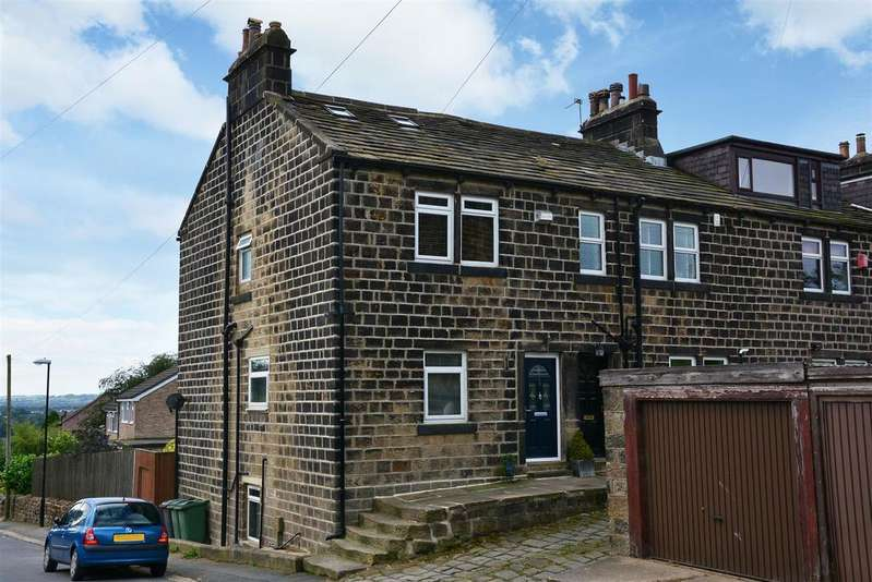 3 Bedrooms Terraced House for sale in Mount Pleasant, Guiseley