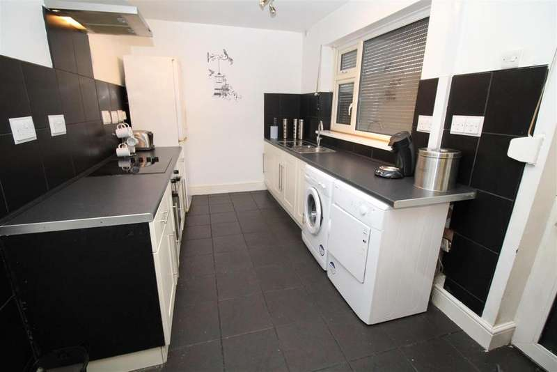 2 Bedrooms Semi Detached House for sale in Manse Avenue, Creswell, Worksop