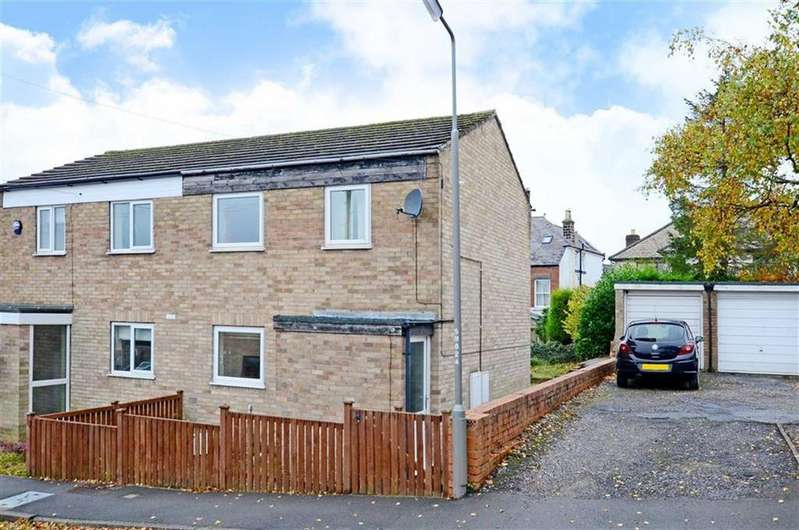 2 Bedrooms Semi Detached House for sale in 8, The Beeches, Matlock, Derbyshire, DE4