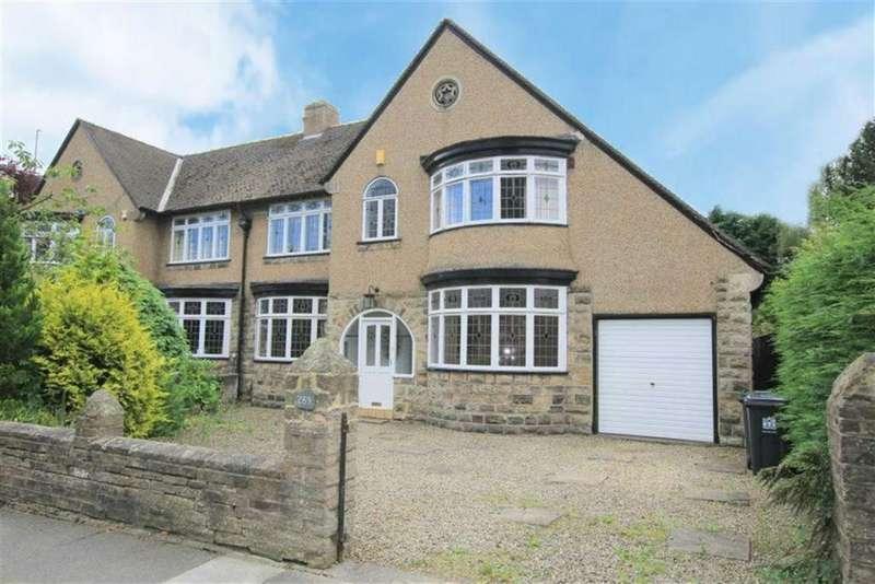 4 Bedrooms Semi Detached House for sale in Coniscliffe Road, Darlington