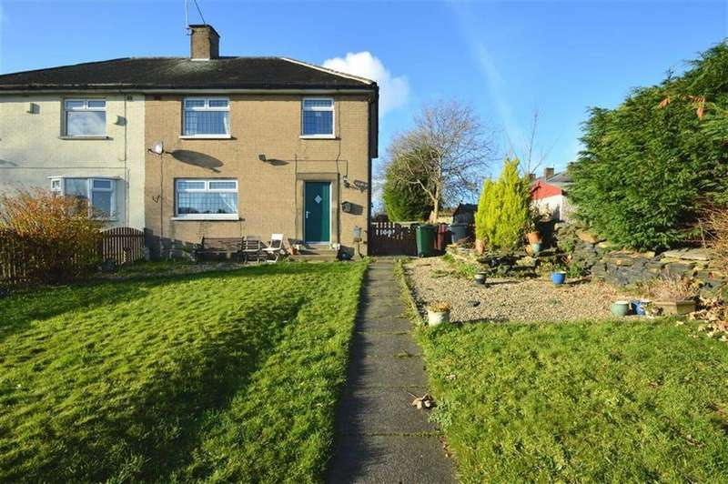 3 Bedrooms Semi Detached House for sale in Terrington Crest, Clayton, Bradford