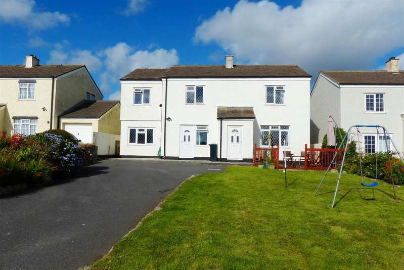 5 Bedrooms Detached House for sale in Longdowns, Penryn