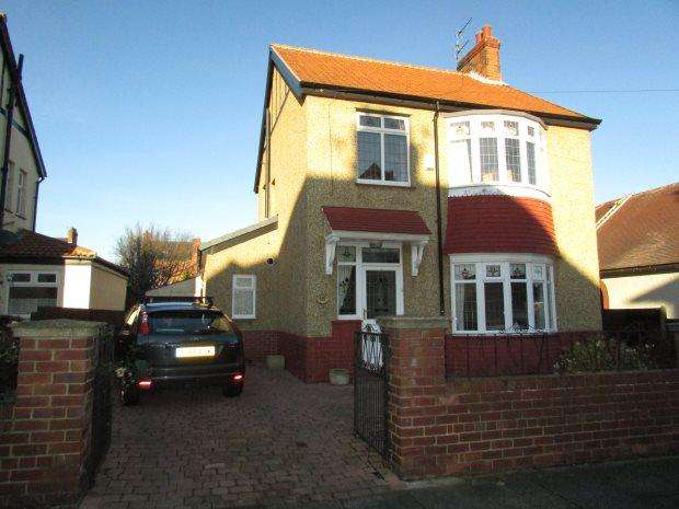 3 Bedrooms Detached House for sale in WILTON AVENUE, PARK ROAD, HARTLEPOOL