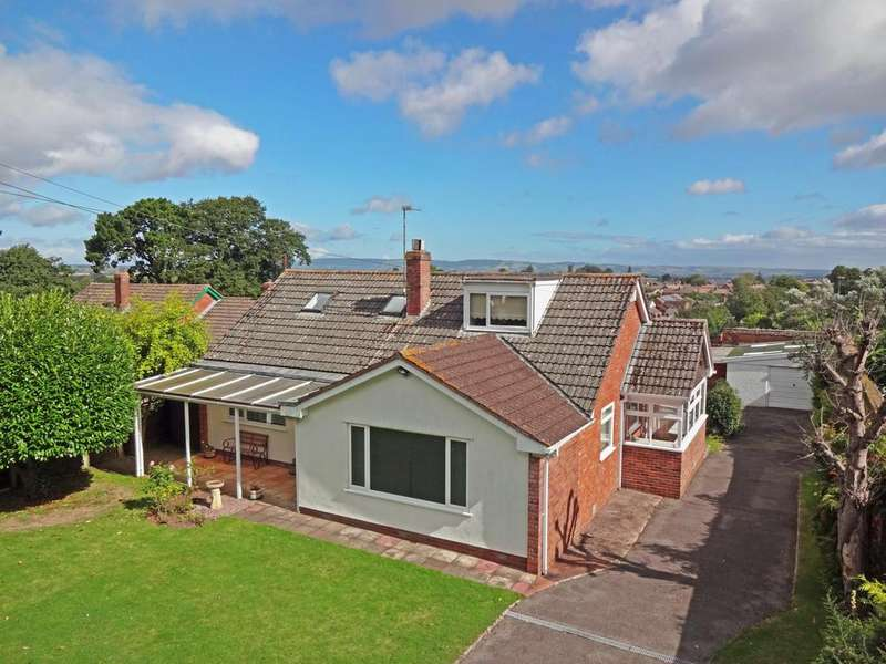 4 Bedrooms Bungalow for sale in Foxdown Hill, Wellington