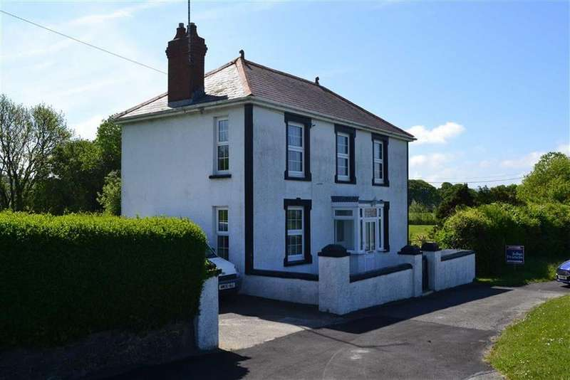 4 Bedrooms Detached House for sale in Aberaeron, Ceredigion