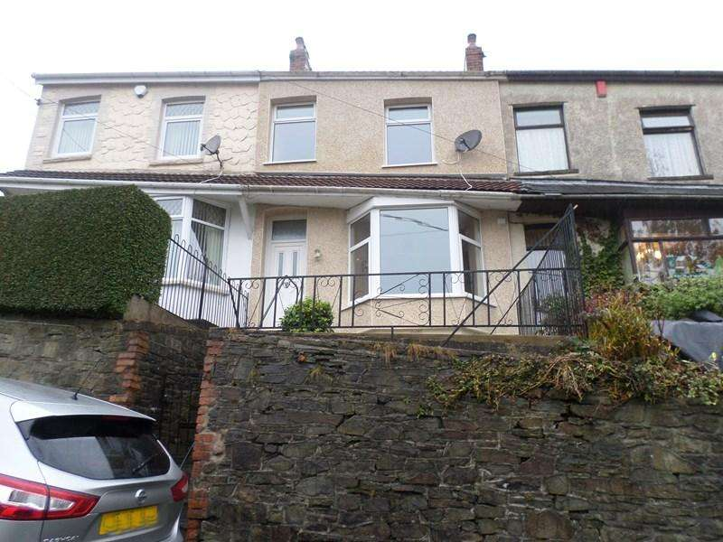 3 Bedrooms Terraced House for sale in Idloes Place, Tylorstown, Ferndale