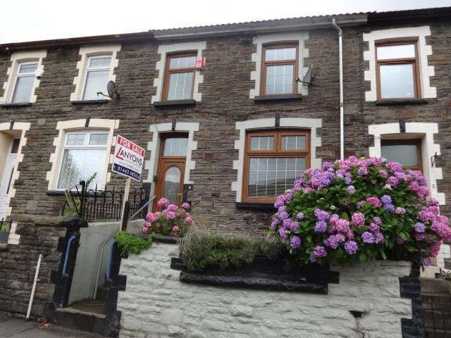 2 Bedrooms Terraced House for sale in Brewery Street, Pontygwaith, Ferndale