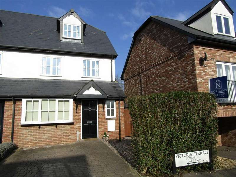3 Bedrooms Town House for sale in Victoria Terrace, Hitchin, SG5