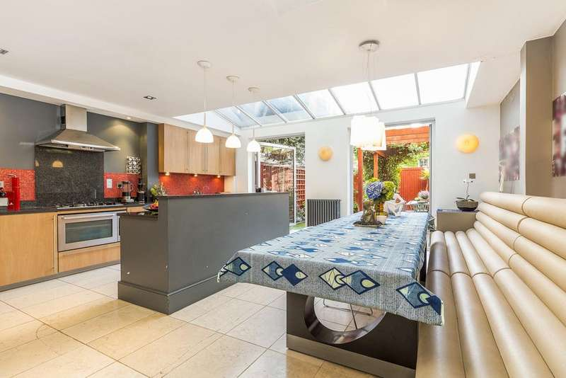 5 Bedrooms Terraced House for sale in Agate Road, Brackenbury, London, W6