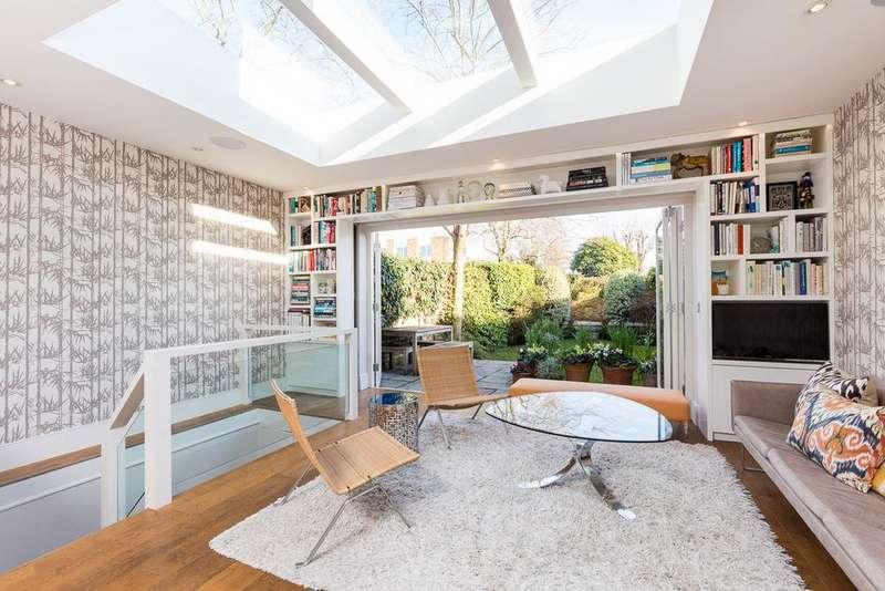 5 Bedrooms Terraced House for sale in Wingate Road, Brackenbury, London, W6