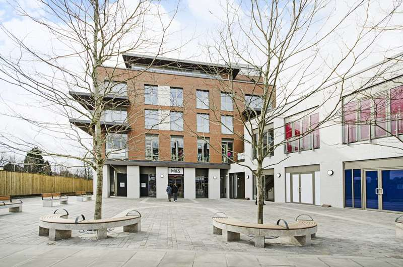 2 Bedrooms Flat for sale in West Hampstead Square, West Hampstead, NW6