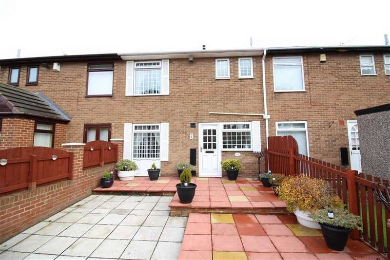 3 Bedrooms Terraced House for sale in Albert Terrace, Newcastle Upon Tyne