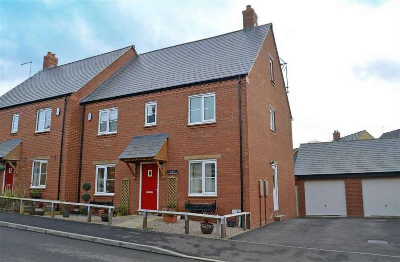 5 Bedrooms Semi Detached House for sale in Lime Kiln Close, Silverstone