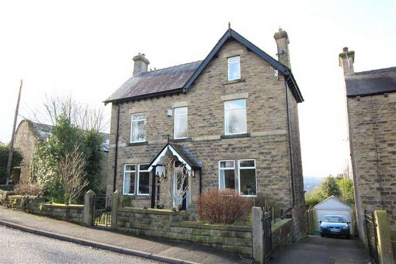 5 Bedrooms Detached House for sale in Marsh Lane, New Mills, High Peak, Derbyshire