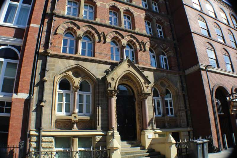 2 Bedrooms Flat for sale in York Place, Leeds, LS1