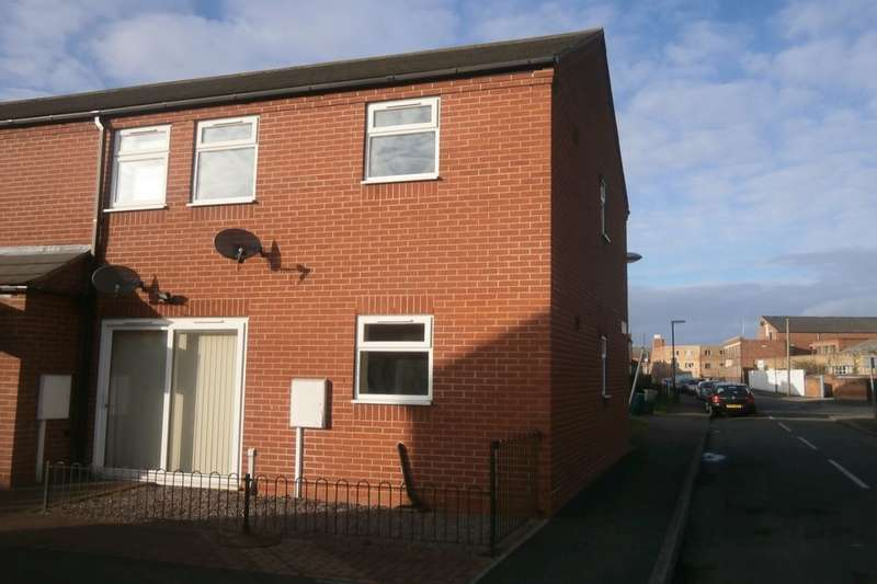 2 Bedrooms Flat for sale in Gibb Street, Long Eaton, Nottingham, NG10
