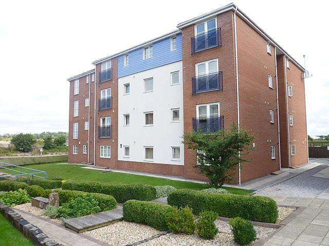 1 Bedroom Flat for sale in Jessop House, Old Coach Road, Runcorn