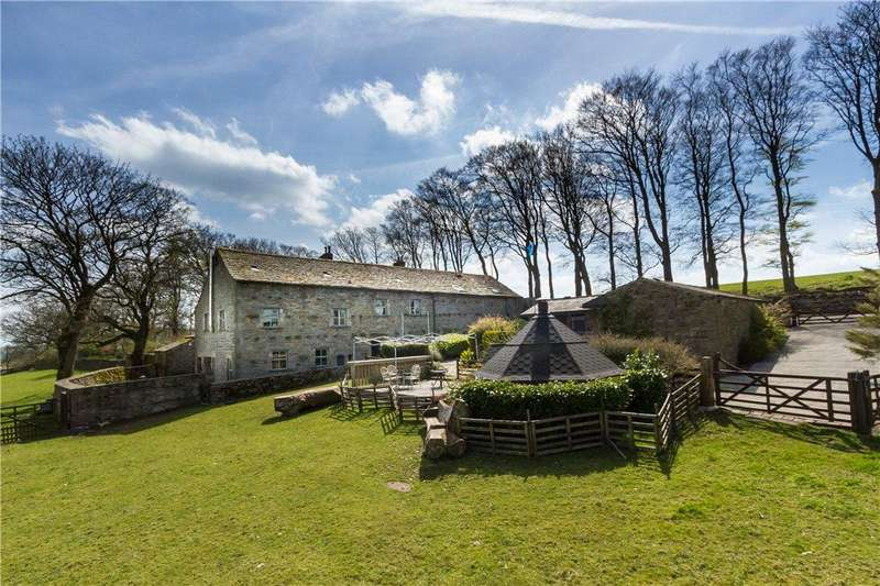 6 Bedrooms Detached House for sale in Giggleswick, Settle, North Yorkshire