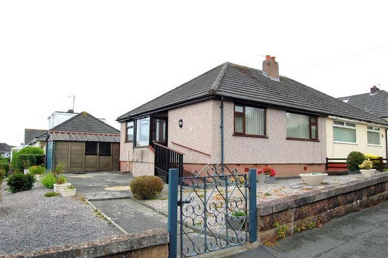 2 Bedrooms Semi Detached Bungalow for sale in Nant Y Coed, Llandudno Junction, Conwy