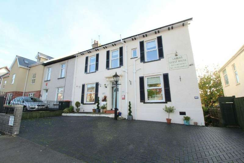 7 Bedrooms Semi Detached House for sale in Chepstow Road, Newport